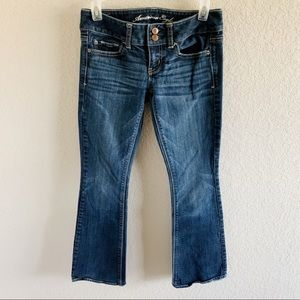 American Eagle Outfitters Jeans - 🛍 AE Artist Jeans, Size 0 Short